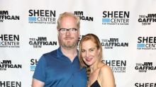 Jim Gaffigan Pens Emotional Facebook Post to Wife Recovering From Brain Surgery