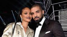 ¡Love is in the Grammy! Drake apoya a Rihanna, ¡tiembla, JLo!
