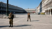 As infections balloon, coronavirus squeezes Europe's armed forces
