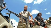 Libya's warring rivals announce ceasefire