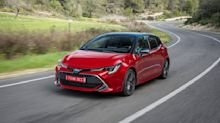 First drive: An old nameplate revived for the 2019 Toyota Corolla