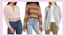 We're obsessed with these 12 deals from Nordstrom's Sweater Sale
