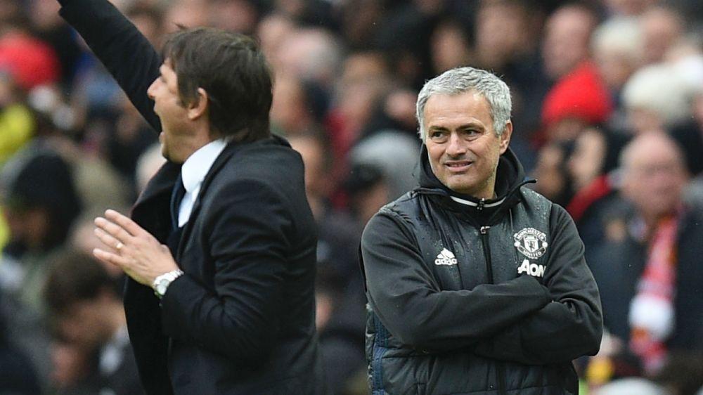 """Manchester United, Mourinho """"méprise"""" Conte"""