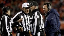 NFL says it will hire up to 17 full-time officials and increase size of each crew