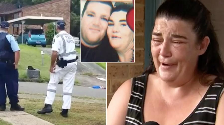 Man's heartbreaking last words to fiancée as he died in her arms