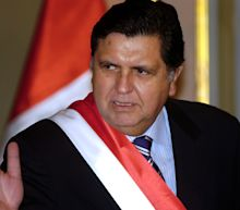 Peru's Ex-President Dies in Suicide as Police Raid His Home