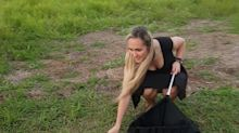 24-year-old woman called the 'most glamorous snake catcher' ever
