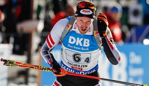 Wintersport: Biathlon: Österreicher Landertinger wird an Lendenwirbelsäule operiert