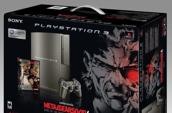 Konami defends inflated MGS4 bundle cost