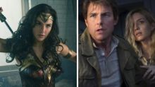 'Mummy' Leads Overseas; 'Wonder Woman' Cuffs $573M+ WW; 'Cars', 'Despicable Me' 3s Hit International Box Office