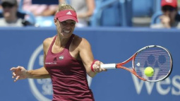 Heir-apparent Kerber confident she can handle pressure