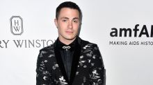 Colton Haynes' First Halloween Costume Will Haunt Your Nightmares