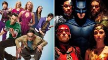 The Big Bang Theory promo for Justice League may contain a major movie spoiler