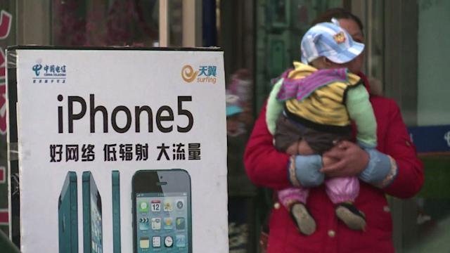 Apple apology an April Fool think some Chinese iPhone users