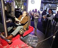 Study: Racing games may spur risky driving