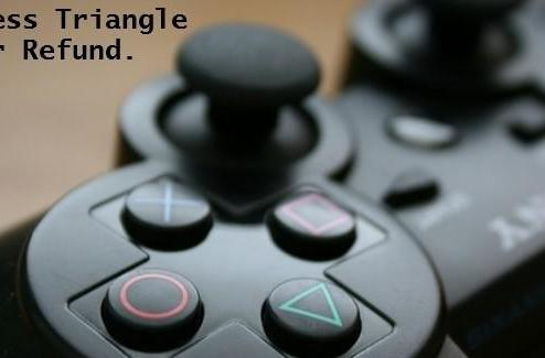 LGJ: Does PS3 Firmware 3.21 come with a refund?