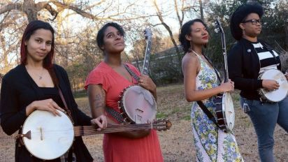 Our Native Daughters on Their Smithsonian Channel Special and the Making of a Black Roots Supergroup