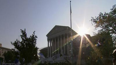 Sights and Sounds: On the Supreme Court Steps