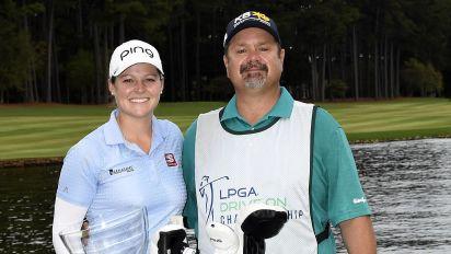 McDonald wins first LPGA event on her 28th birthday