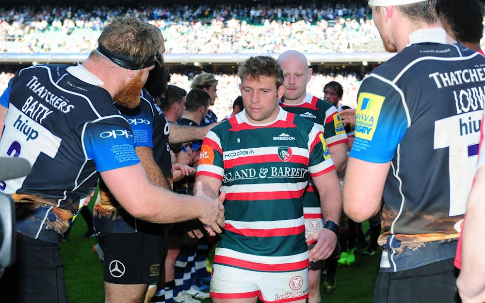 Tom Youngs is concerned about having a shorter pre-season - Rex Features