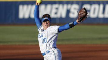 UCLA's Rachel Garcia wins Collegiate Woman Athlete of Year