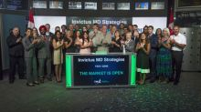 Invictus MD Strategies Corp. Opens the Market