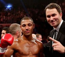 'Don't come running back to me when you're struggling' - Eddie Hearn hits back at Kell Brook