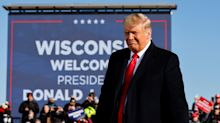 Trump tells supporters in battleground Wisconsin Biden would let 'rioters' run the federal government