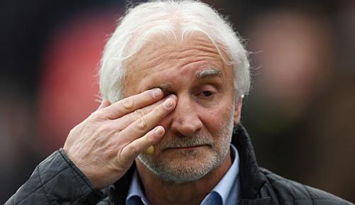 """Bundesliga: Völler: """"Eine verfluchte Saison"""""""