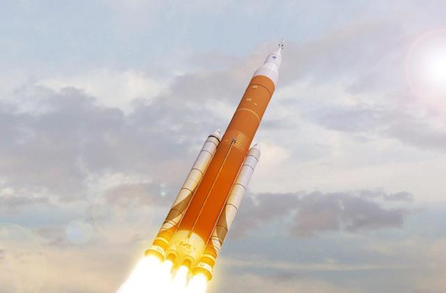NASA study finds first SLS launch should be unmanned for safety
