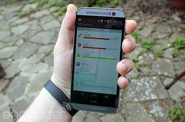 HTC's collaboration with Fitbit isn't the end of activity trackers... yet