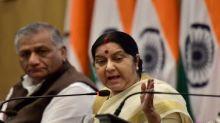 Sushma Swaraj hits back at trolls with Twitter poll