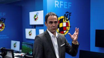 """CTA: """"El revuelo tras el Sevilla-Espanyol es consecuencia del buen funcionamiento del VAR"""""""