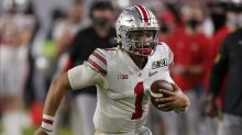 NFL GM: Panthers Should Have Drafted Justin Fields Despite Having Sam Darnold