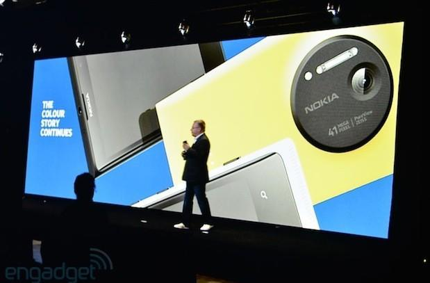 Nokia officially announces the Lumia 1020: 41MP camera, OIS, six lenses