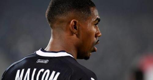 Foot - L1 - Bordeaux - Malcom (Bordeaux) présente ses excuses après la publication d'une vidéo polémique