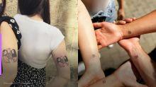 7 tatuagens para irmãs fazerem juntas