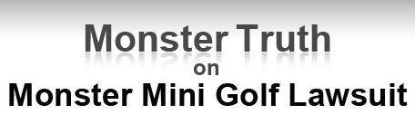 Monster Cable tries to make it better, drops minigolf suit