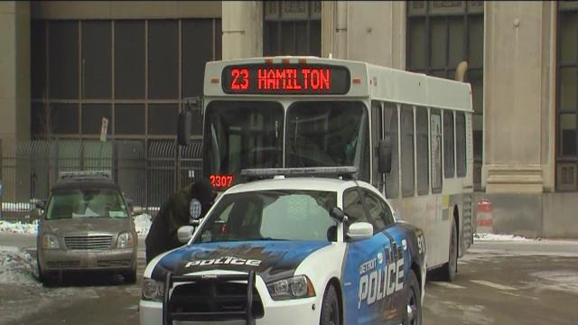 DDOT bus safety concerns