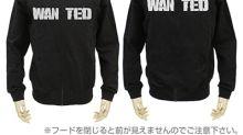 你都可以被通輯 日本出《名偵探柯南》「犯人」黑色衛衣