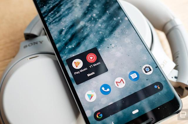 YouTube Music will come pre-installed on all Android 10 phones