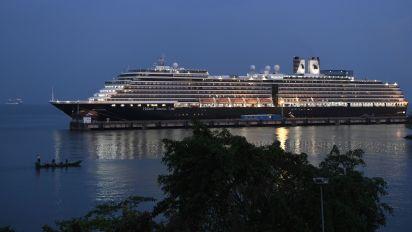 Cruise giant works to manage coronavirus crisis