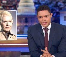 Trevor Noah Unloads on Trump's 'She's Not My Type' Rape Defense Against E. Jean Carroll