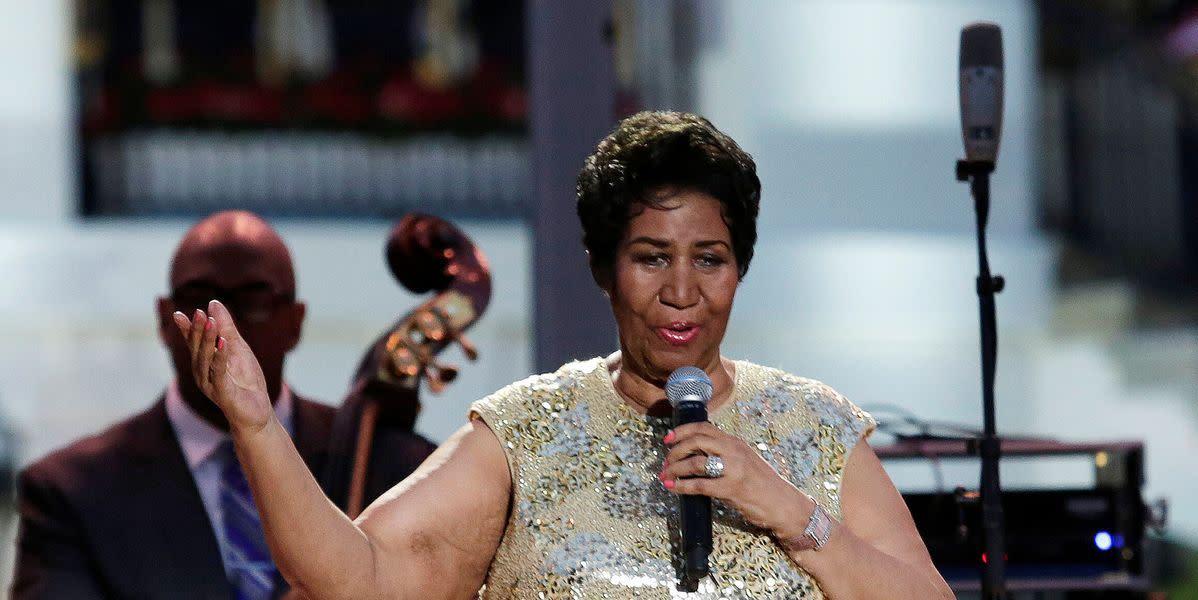 """""""Respect"""" d'Aretha Franklin, élue meilleure chanson de tous les temps"""