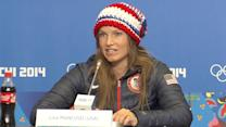 USA skiers feel safe, focused on Games