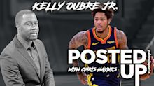 Kelly Oubre Jr. on playing for the Warriors and his impending free agency