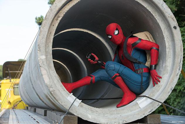 Recommended Reading: Rebooting a hero in 'Spider-Man: Homecoming'