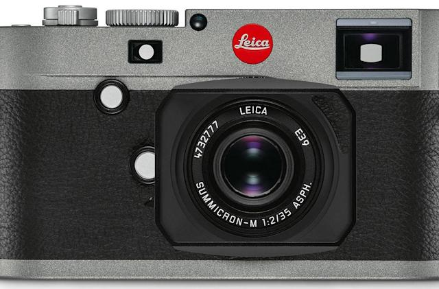 Leica's new 'entry' M rangefinder camera costs $3,995