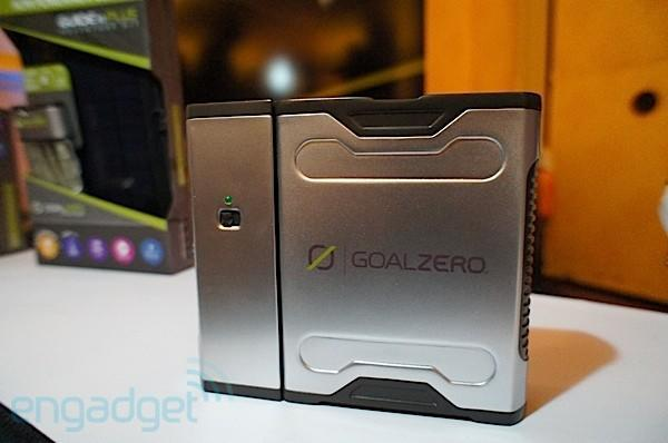 Goal Zero Sherpa 50 personal charger hands-on