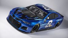 Chevrolet to run the Camaro in the Cup Series in 2018